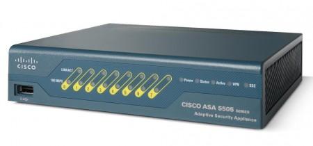 Cisco voor Security en VPN oplossingen.